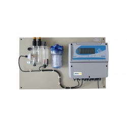 Dávkovací stanice SEKO K800 - pH/ORP + 2x peristaltická dávkovací pumpa