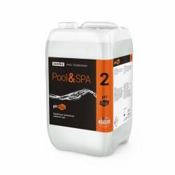Plus 20 l kapalina pro zvýšení hodnoty pH v bazénu