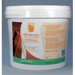 Peelingová sůl - Pepermint 5kg