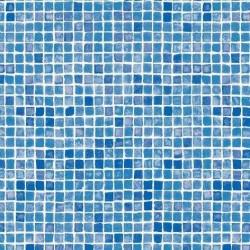 Fólie pro vyvařování bazénů - AVfol Decor - Mozaika Azur, 1,65m šíře, 1,5mm, 25m role