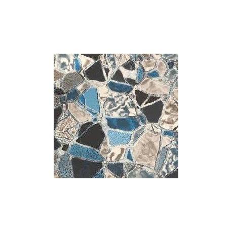 Fólie pro vyvařování bazénů - AVfol Decor - Volcano Stones, 1,65m šíře, 1,5mm, 25m role
