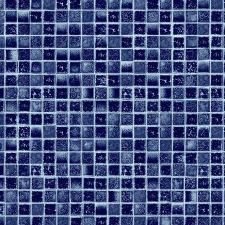 Fólie pro vyvařování bazénů - AVfol Decor - Mozaika Aqua, 1,65m šíře, 1,5mm, 25m role