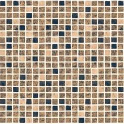 Fólie pro vyvařování bazénů - AVfol Decor - Mozaika Písková, 1,65m šíře, 1,5mm, 25m role