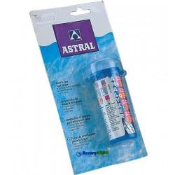 Testovací proužky pH volný chlor alkalita