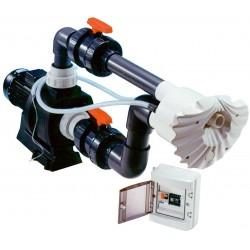 Protiproud K-JET Sena -- NEWBCC 66 m3/h, 400 V, pro fólii a předvyrobené baz.