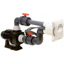 Protiproud K-JET Calipso -- NEWBCC 66 m3/h, 230V, pro fólii a předvyrobené baz.