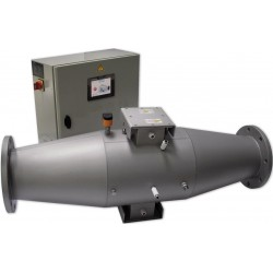 MP 340A TS - UV Sterilizátor středotlaký 3x 3kW, DN300