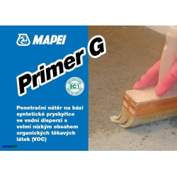 PRIMER G 5kg penetrační nátěr na savé podklady