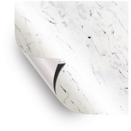 AVfol Relief - 3D White Marmor, 1,65m šíře, 1,5mm, metráž