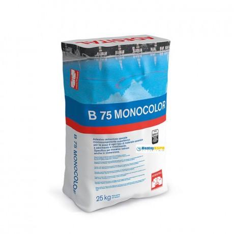 Stavební lepidlo B75 MONOCOLOR